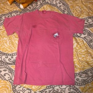 Equestrian Prep Collection Pink Tee Shirt